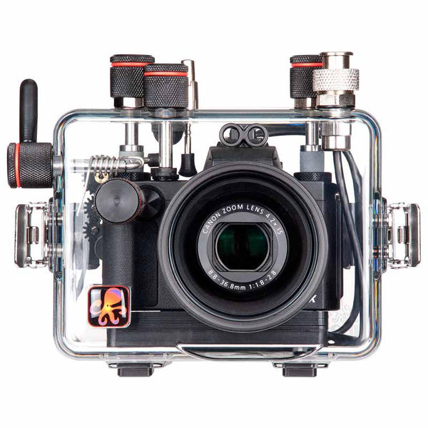 Ikelite Underwater Housing for Canon G5X - Underwater - Ikelite - Helix Camera