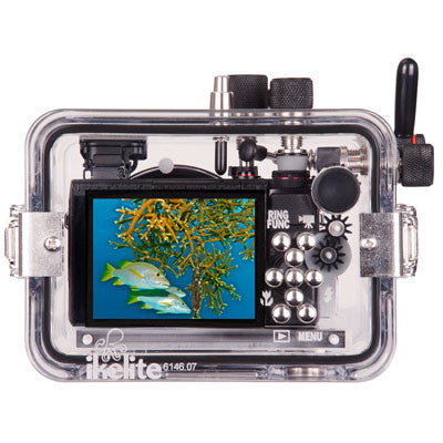 Ikelite Underwater Housing for Canon G7X - Underwater - Ikelite - Helix Camera