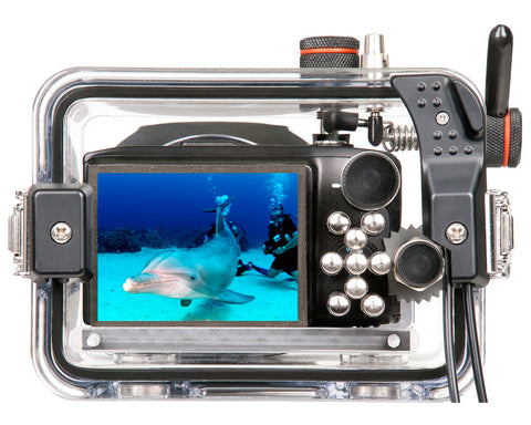 Ikelite Underwater Housing for Canon Powershot SX270 & SX280HS - Underwater - Ikelite - Helix Camera