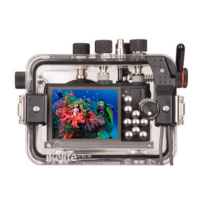 Ikelite Underwater Housing for Nikon Coolpix P340 - Underwater - Ikelite - Helix Camera