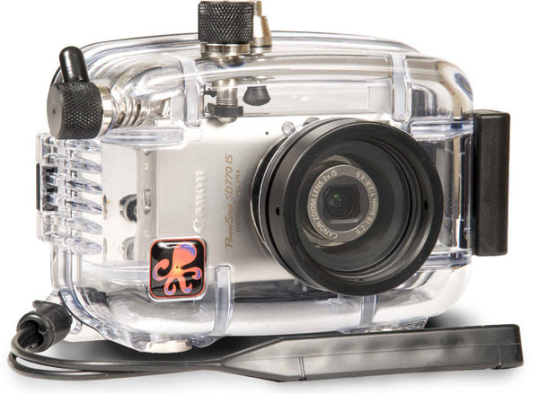 Ikelite Underwater Housing for Canon SD770 IS, IXUS 85 IS & IXY 25 IS - Underwater - Ikelite - Helix Camera