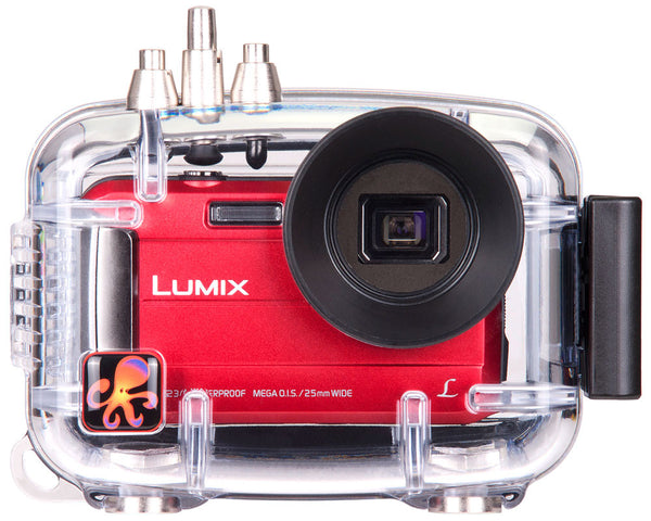 Ikelite Underwater Housing for Panasonic Lumix DMC-TS25 & FT25 - Underwater - Ikelite - Helix Camera