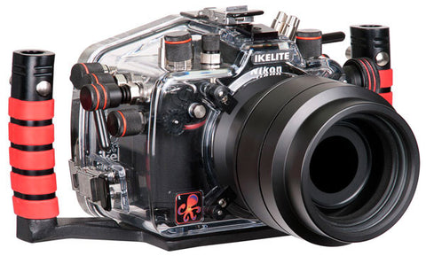 Ikelite Underwater Housing for Nikon D800 and D800E DSLR - Underwater - Ikelite - Helix Camera
