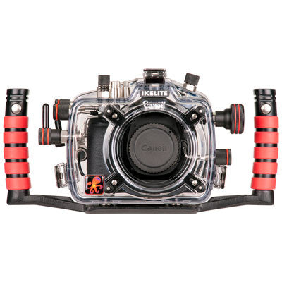 Ikelite Underwater Housing for Canon 70D DSLR - Underwater - Ikelite - Helix Camera