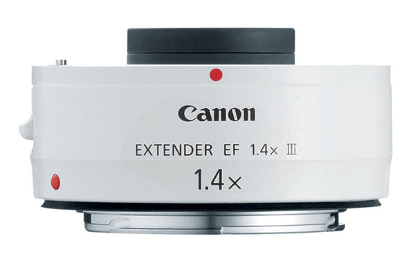 Canon Extender EF 1.4x III - Photo-Video - Canon - Helix Camera