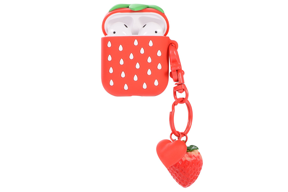 Strawberry Airpod Holder