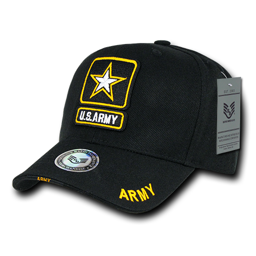 U.S. Army Star The Legend Military Caps