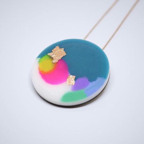ELECTRO Round Necklace