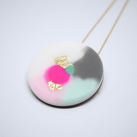 DREAM Round Necklace
