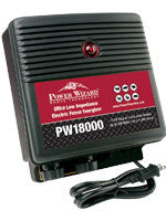 Power Wizard PW18000 Fence Energizer