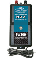 Power Wizard PW300 Fence Energizer