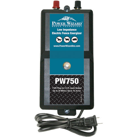 Power Wizard PW750 Fence Energizer