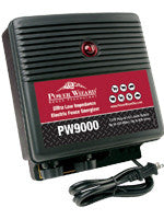 Power Wizard PW9000 Fence Energizer