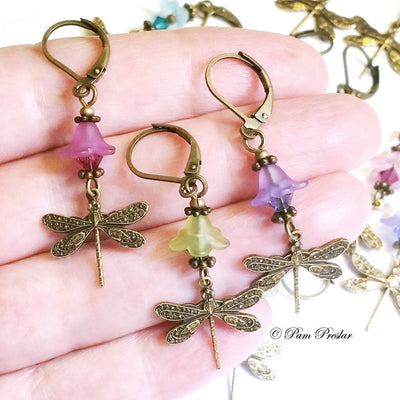 How to Make Earrings the Quick and Easy Way!