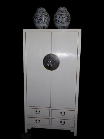 Chinese reproduction cabinet.