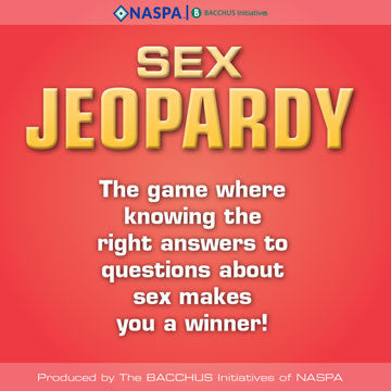 Sex Jeopardy