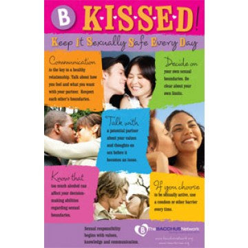 B KISSED! Campaign Poster