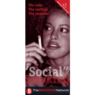 Social Smoking: The Risks, The Realities, The Response