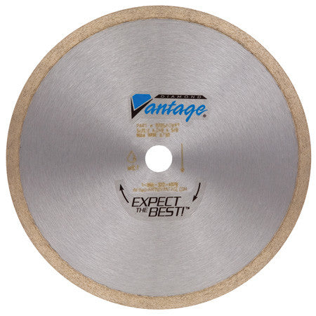 "10"" x .060"" x 5/8 Tile Blade (Wet/Dry), Heavy Duty Grade"