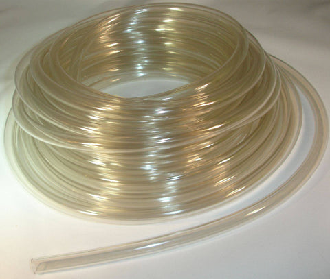 "3/8"" ID Clear PVC Hose(ft)"