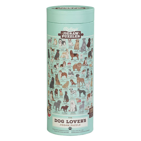 Dog Lovers Jigsaw Puzzle - 1000 pieces