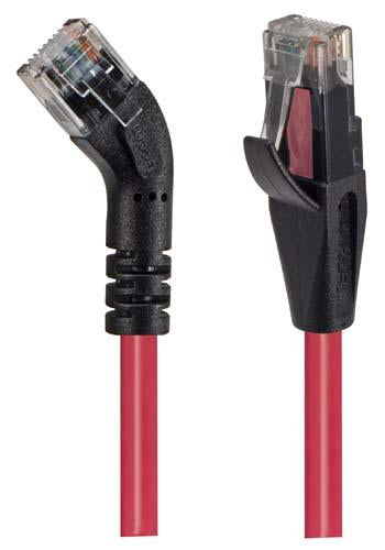 TRD845RRED-1 L-Com Ethernet Cable