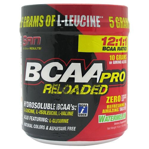SAN BCAA Pro Reloaded - Supps360.com - 2