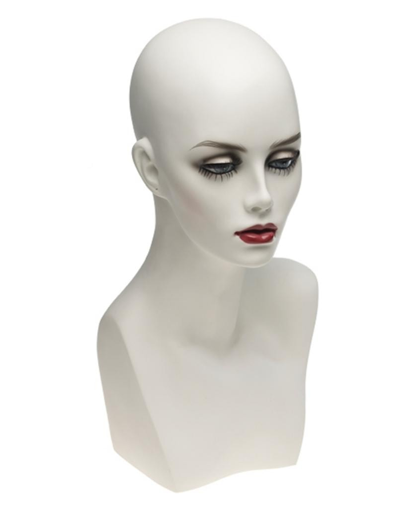 "Rubber Mannequin 15"" by Jon Renau Care Products"