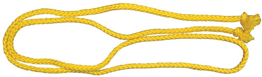 Morris Rope Belt Gold - MaxWigs