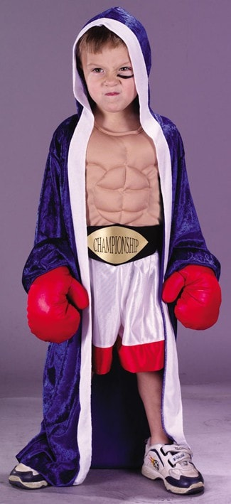 Morris Champion Boxer Toddler 3 To 4t - MaxWigs