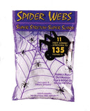 Morris Spider Web 40gr White - MaxWigs
