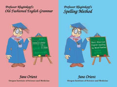 Professor K's Grammar and Spelling Set