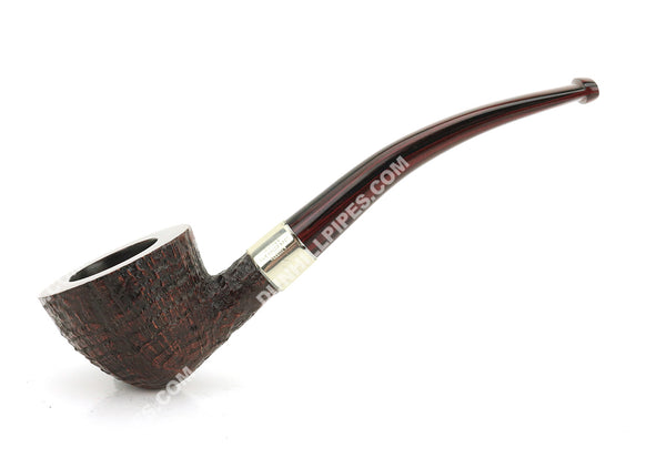 Dunhill Cumberland Group 3 Quaint Pipe w/ Silver Band