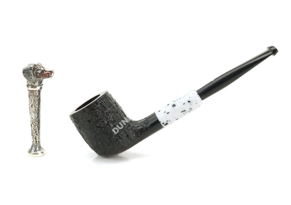 Dunhill Dalmatian Shell Briar Pipe #3103 (#34 of 81)