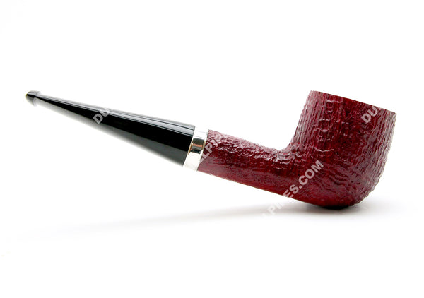 Dunhill Ruby Bark Sterling Group 5 Pipe #5106A