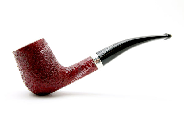 Dunhill Ruby Bark Sterling Group 5 Pipe #5434