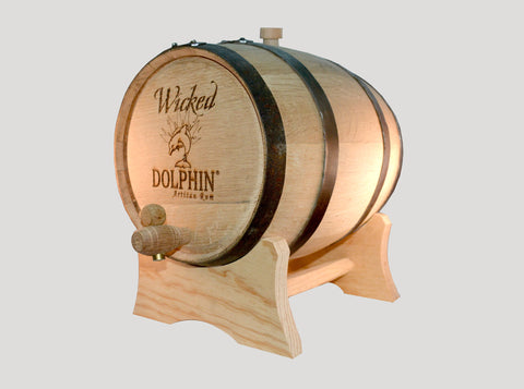 WD Oak Barrel