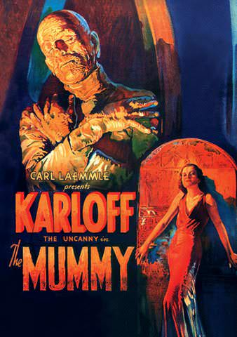 The Mummy (1932) itunes HD