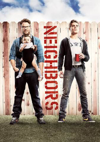 Neighbors itunes HD (PORTS TO VUDU VIA MA)