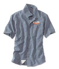 Orvis Gas Station Shirt