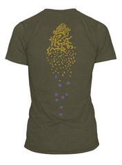Brook Trout Spine Tee