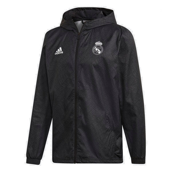 Adidas Real Madrid Windbreaker 18/19 (Black)