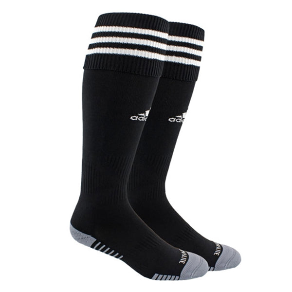 adidas Copa Zone Cushion III Socks (Black/White)