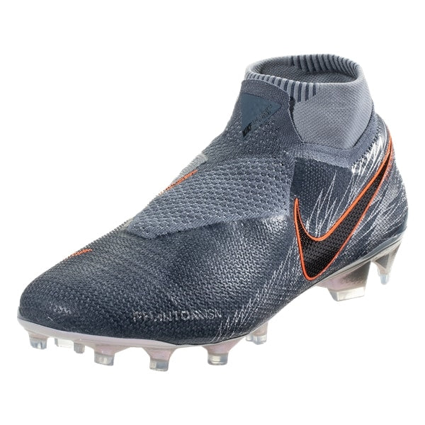 Nike Phantom Vision Elite DF FG Firm Ground Soccer Cleat (Armory Blue)