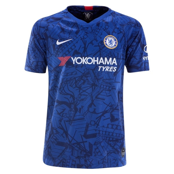 Nike Youth Chelsea 19/20 Home Jersey (Royal Blue)