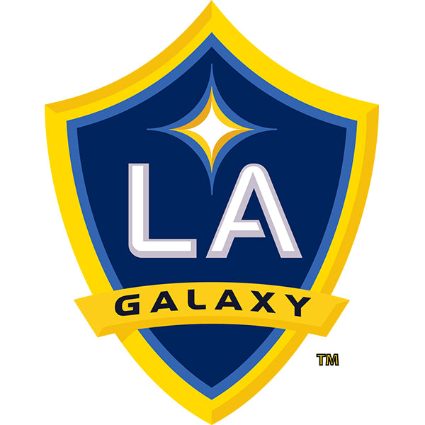 LA Galaxy Decal (4x4 inches)