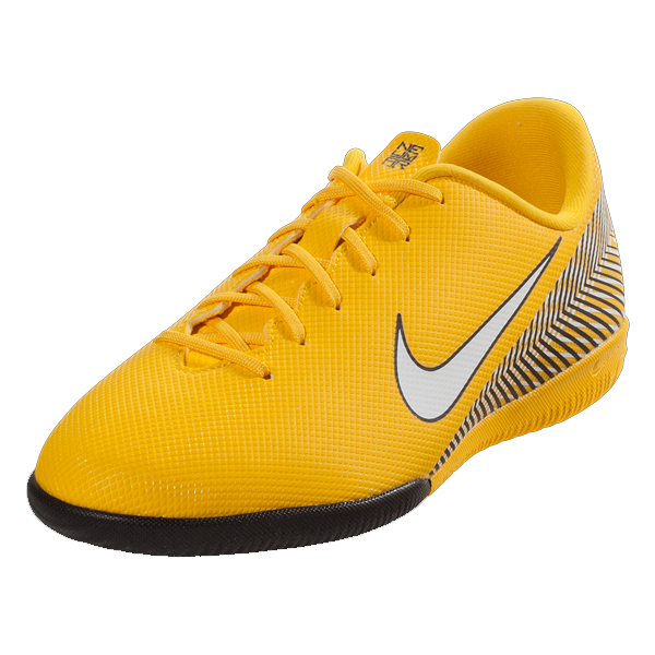 Nike Jr. Vapor 12 Academy NJR IC (Amarillo/Black)