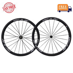 Pre-Order 38mm Standard Wheels Sapim CX-Ray Spokes (ETA: Aug.2)