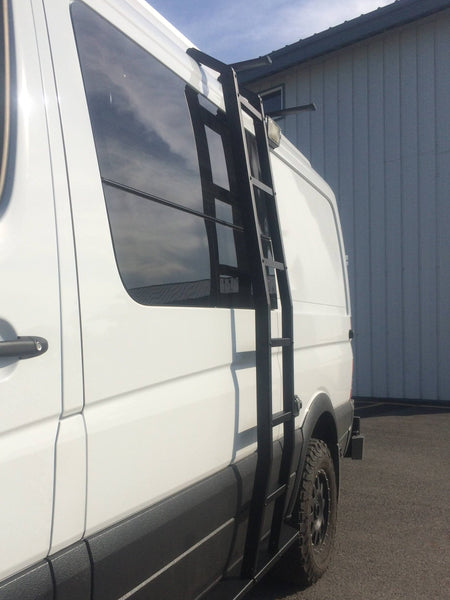 Ram Promaster 4X4 >> VAN COMPASS™ MERCEDES SPRINTER LADDER (2015+ 4X4 LOW ROOF ...