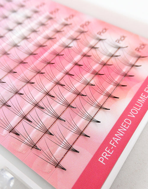 Misslamode 0.07mm 5D Pêş-fanned Volume Eyelash New Package - Misslamode